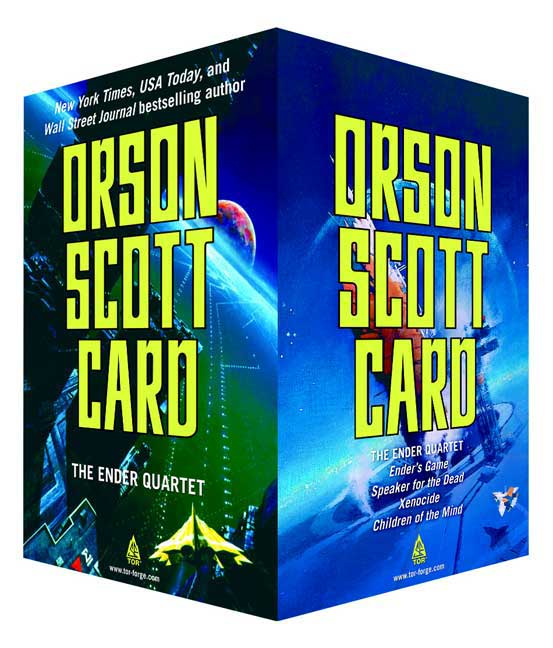 The Ender Quartet By Card, Orson Scott