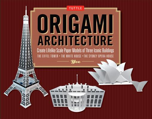 Origami Architecture Kit By Yee